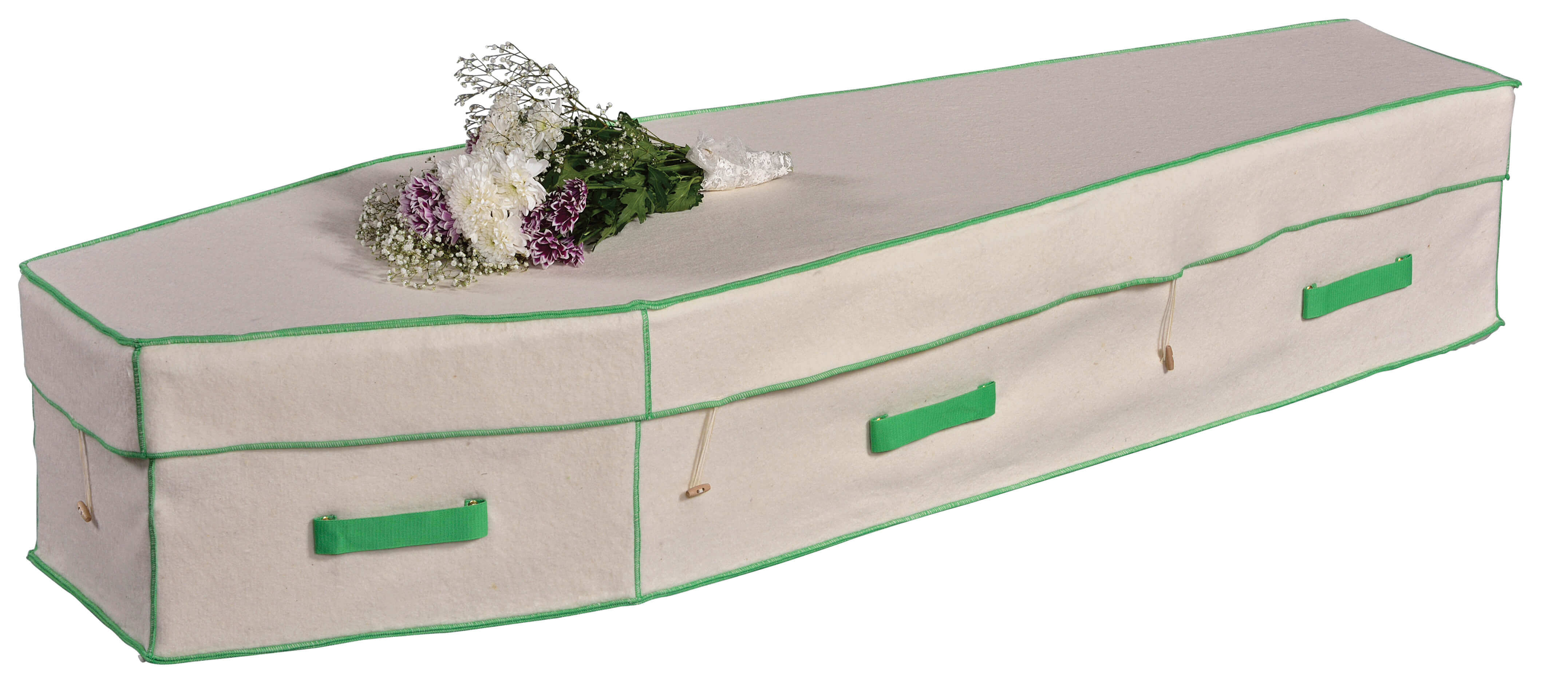 Woolen Coffin