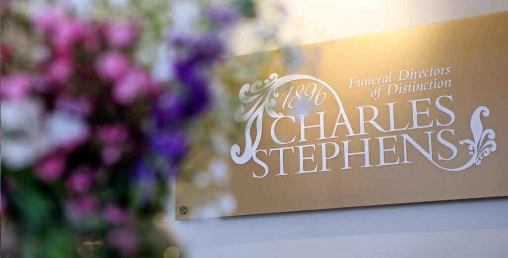 Charles Stephens Logo and Brand