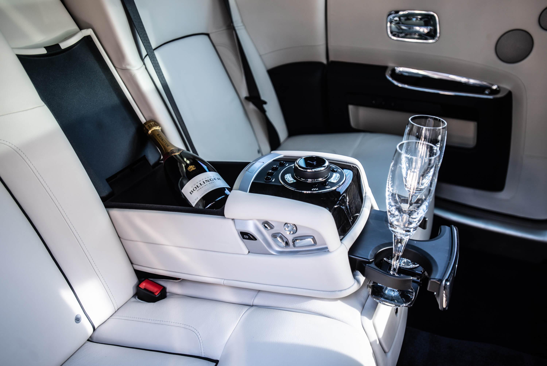 Rolls Royce Interior Passenger Seats