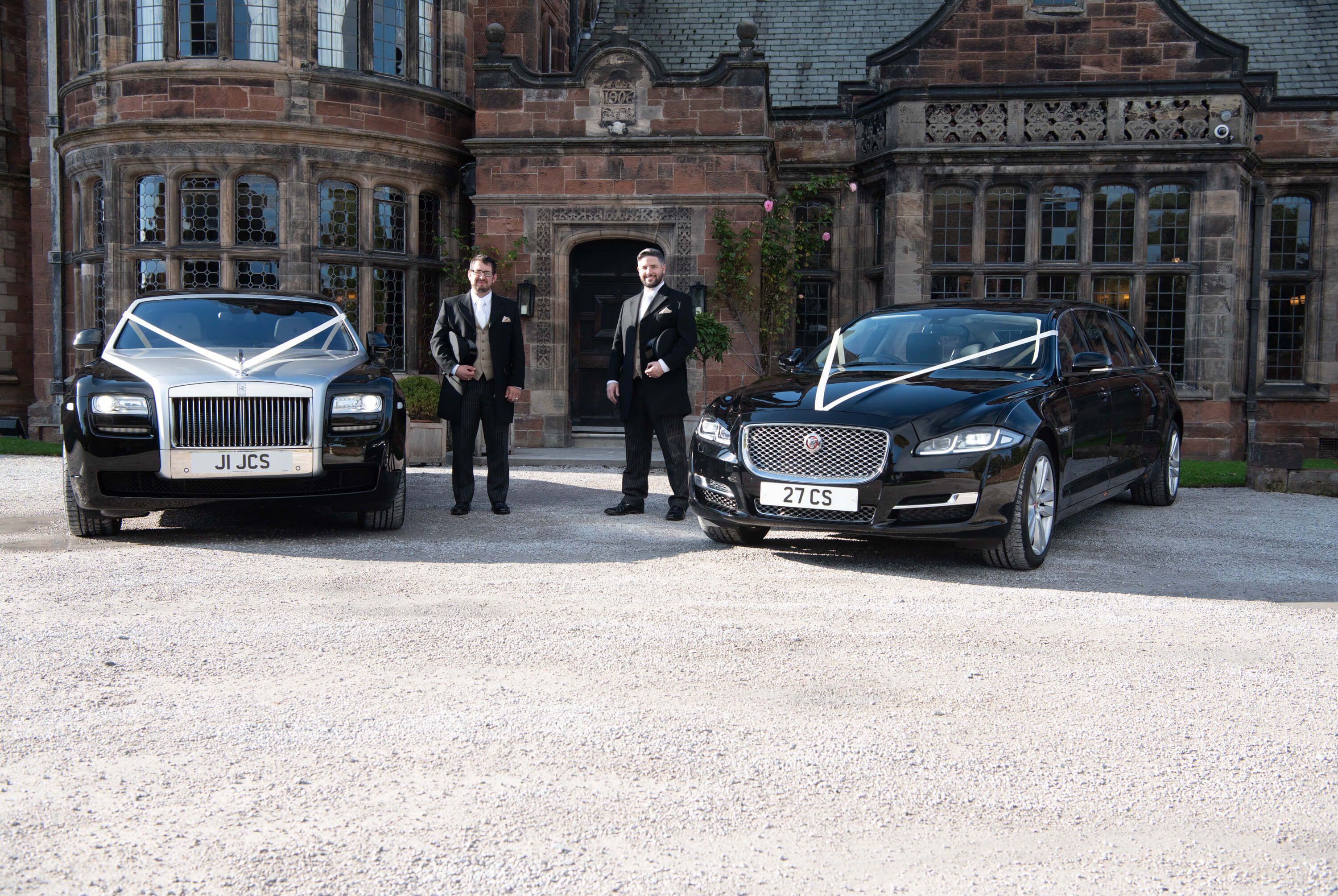 Wedding Cars in the Wirral